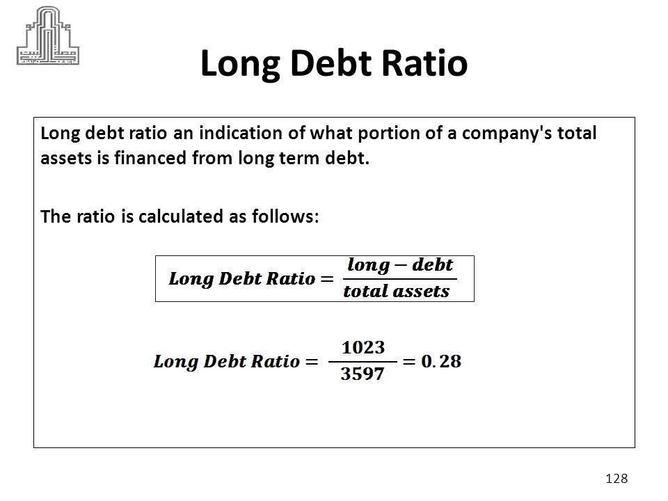 Long Debt Ratio