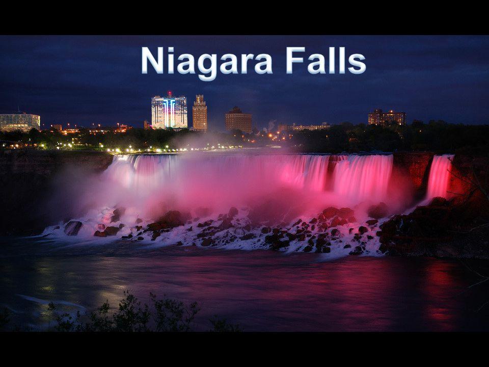 Niagara Falls 9. Ill. - Niagara Falls