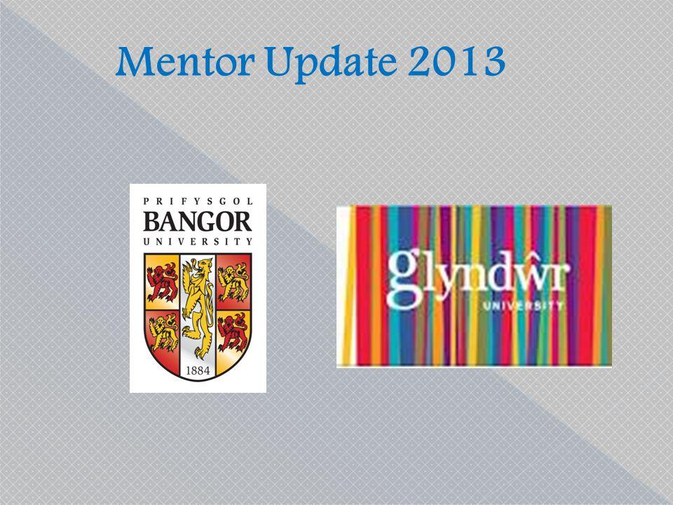 Mentor Update 2013