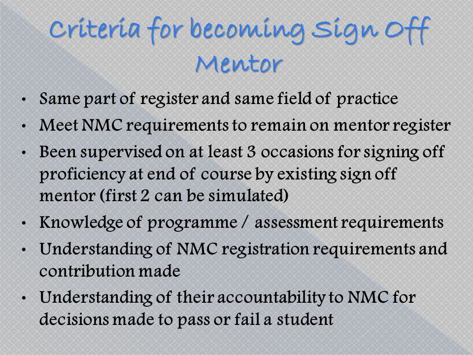nmc proficiency These are set out within the nmc standards of proficiency for each of the three parts of the register the emphasis is on partnership working that cuts across disciplinary specialist practice is the exercising of higher levels of judgement.