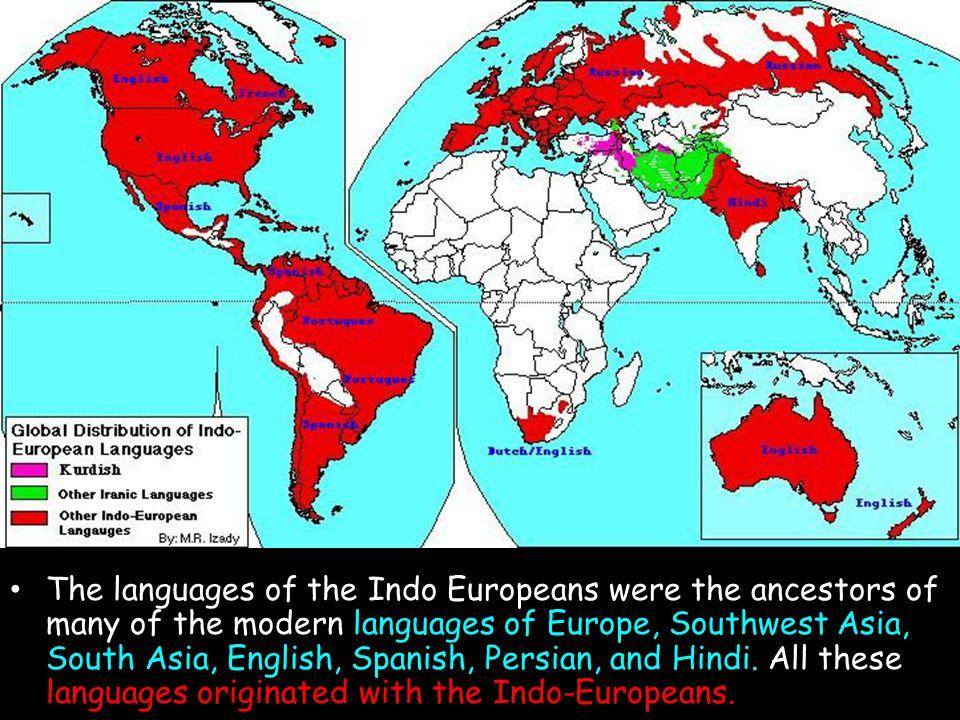 The Indo-European Language Family