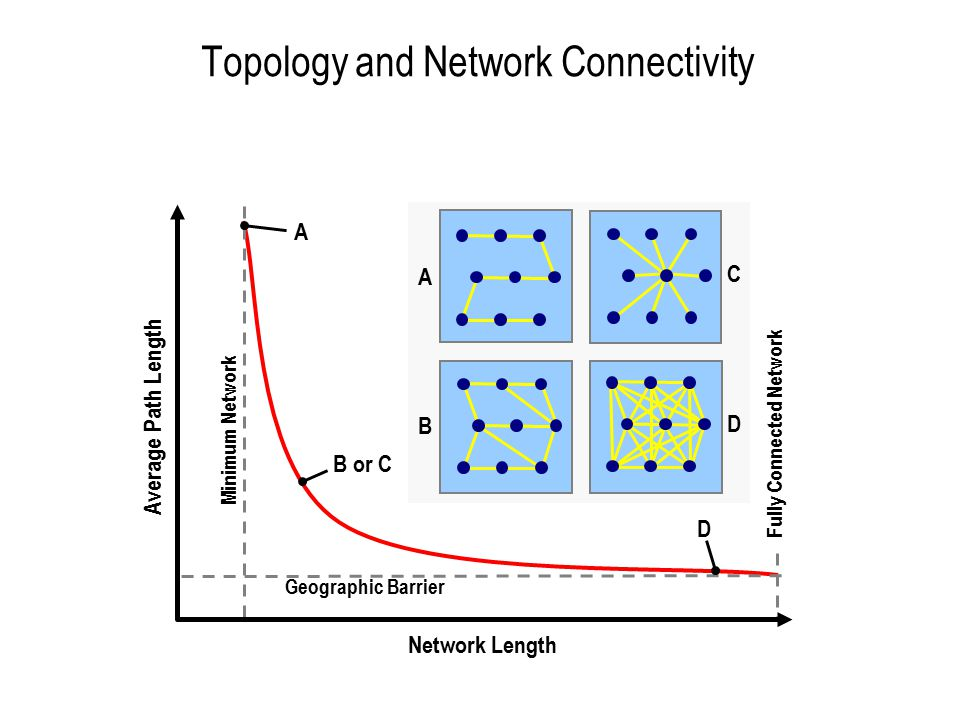 Topology and Network Connectivity