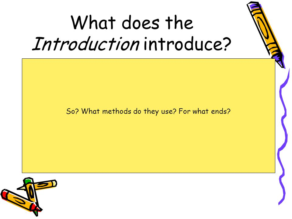 What does the Introduction introduce