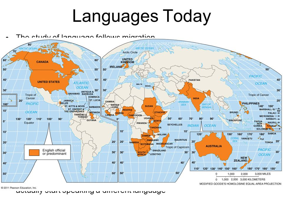 Languages Today