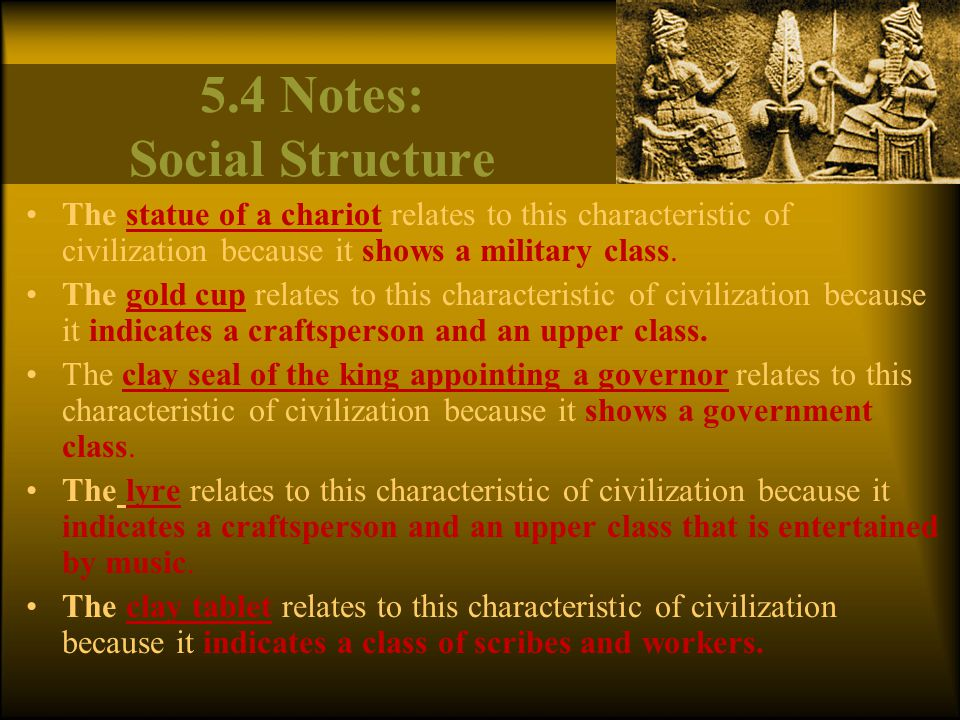 5.4 Notes: Social Structure