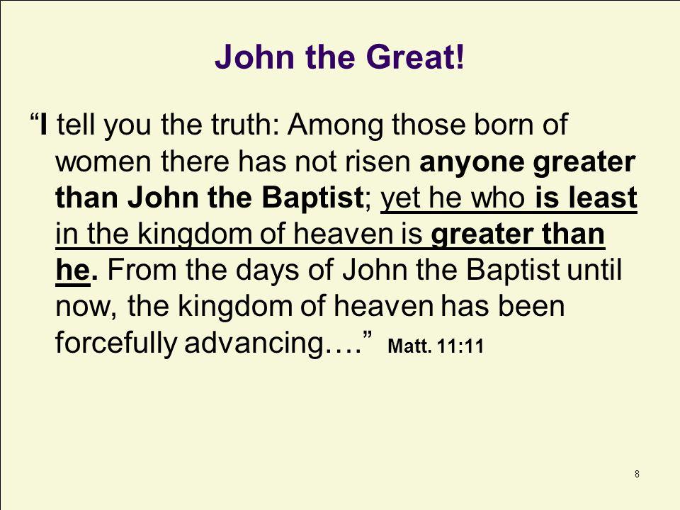John the Great!