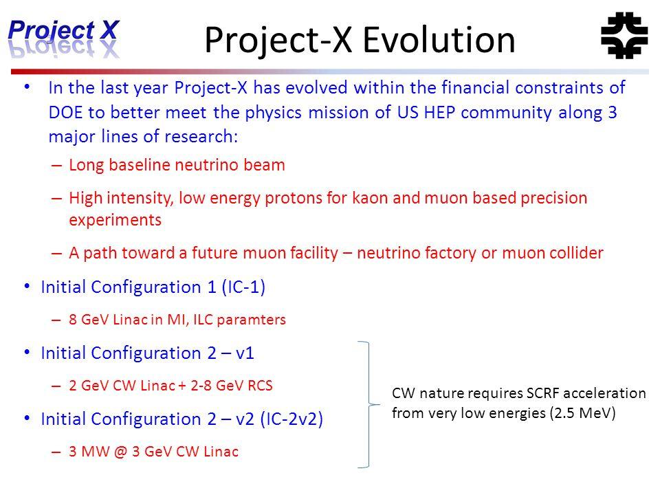 Project-X Evolution