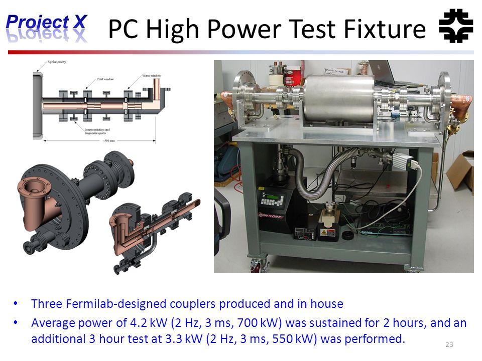 PC High Power Test Fixture