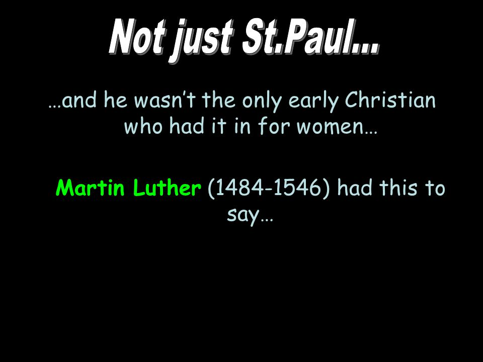 Not just St.Paul...