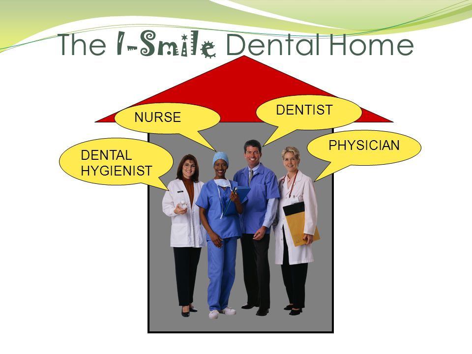 The I-Smile Dental Home