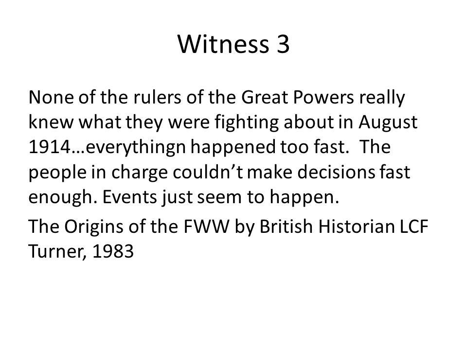Witness 3