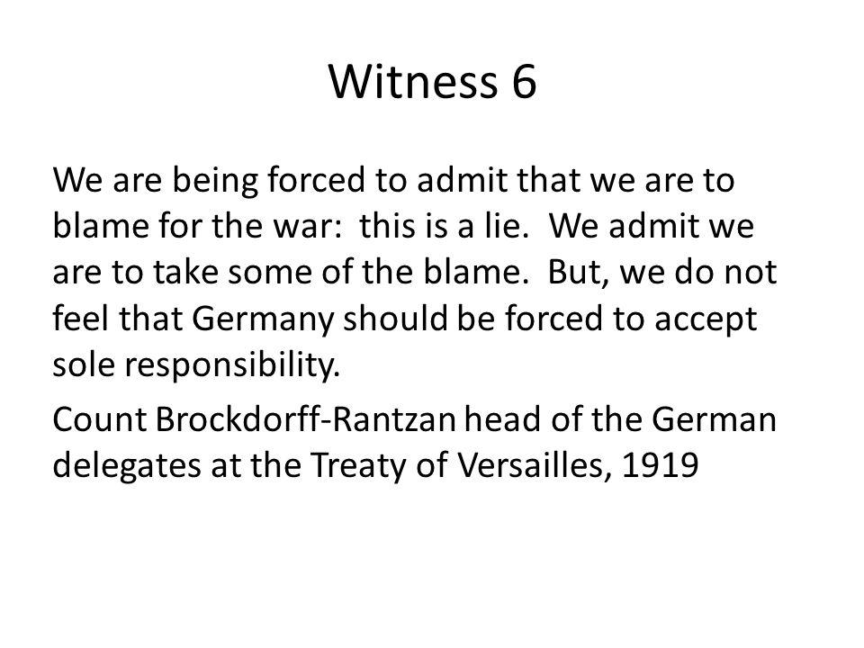 Witness 6