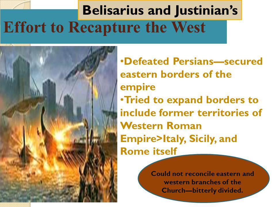 Effort to Recapture the West