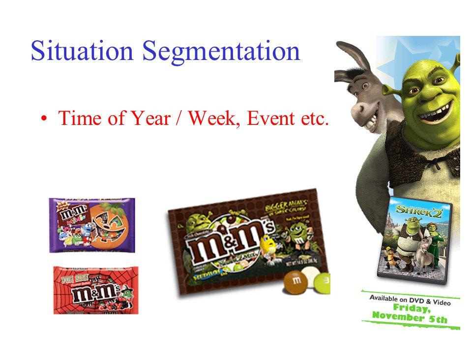 Situation Segmentation