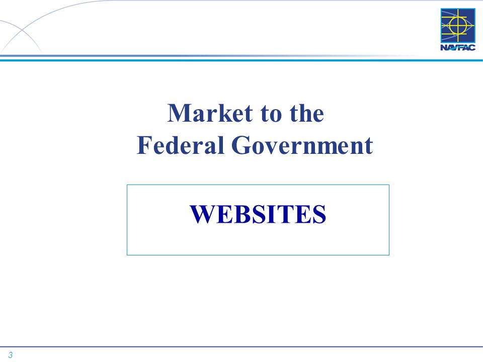 Market to the Federal Government