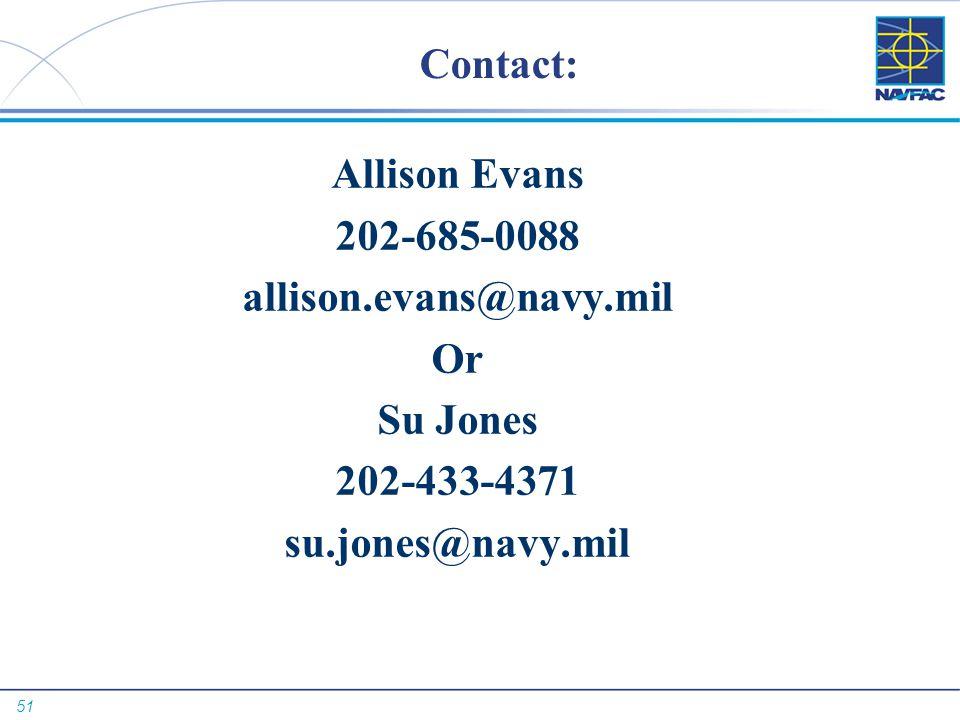 Allison Evans 202-685-0088 allison.evans@navy.mil Or Su Jones