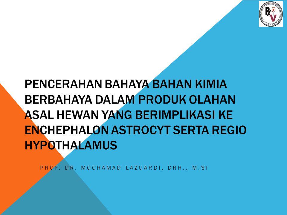 Prof. Dr. Mochamad Lazuardi, drh., M.Si