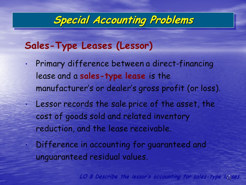 accounting for leases 4