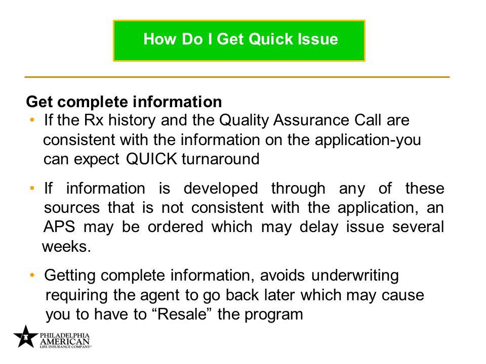 Get complete information