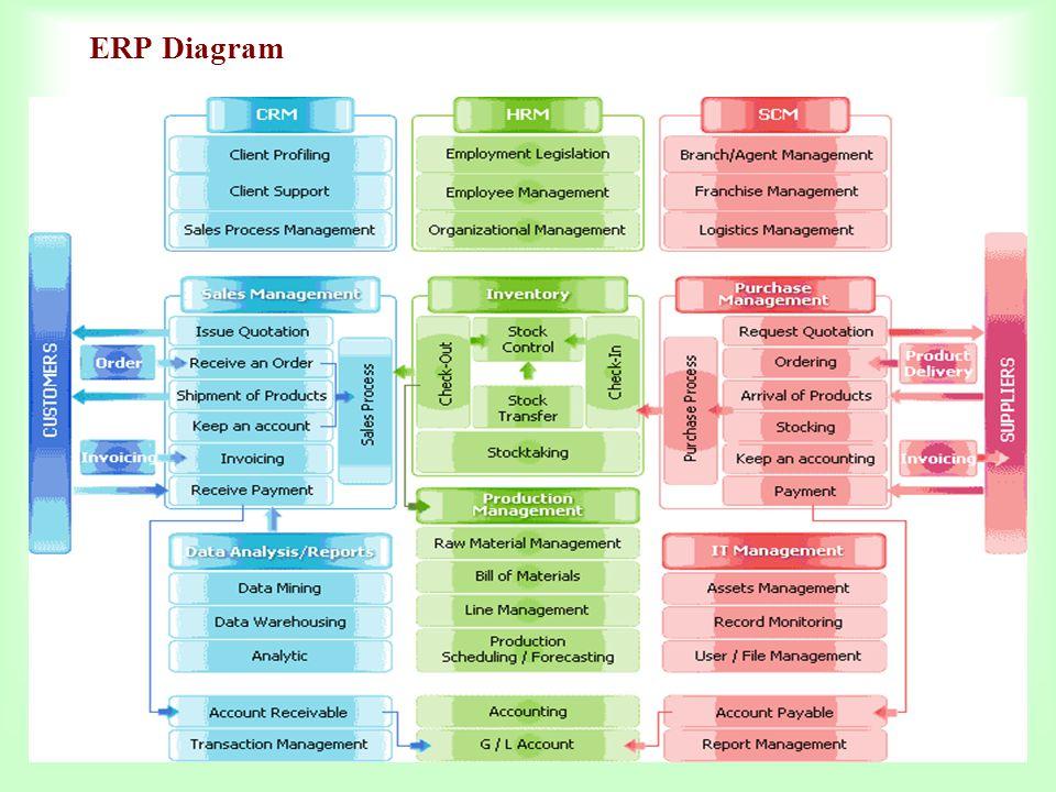 ERP Diagram 167