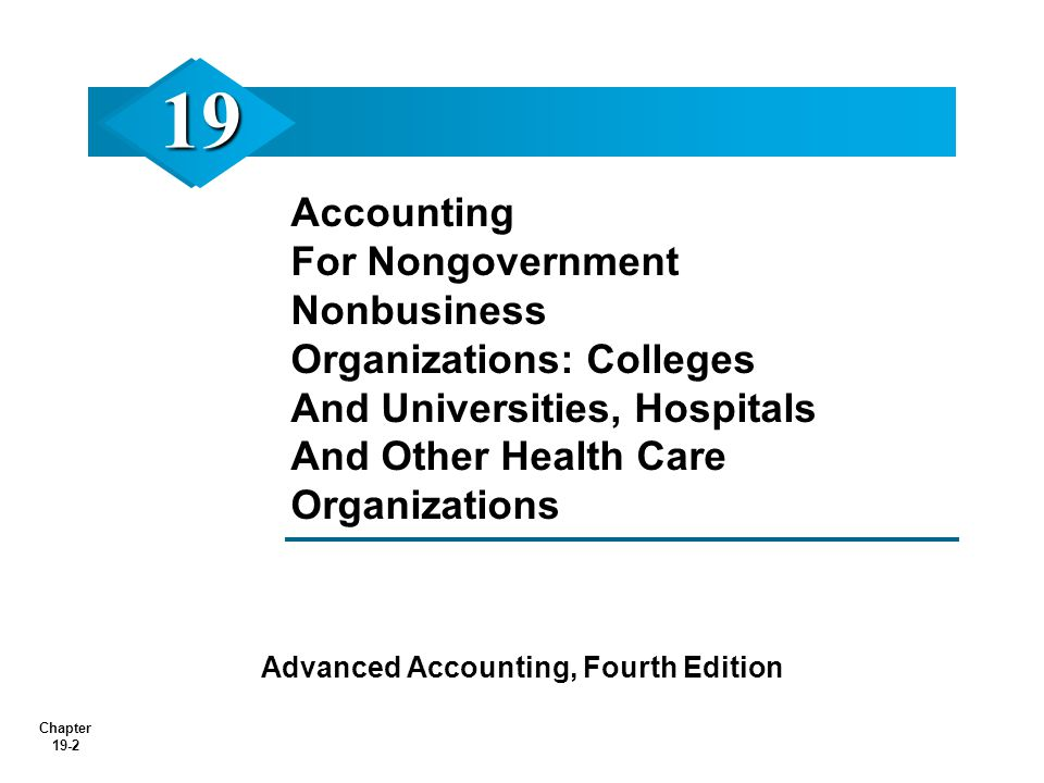 Advanced Accounting, Fourth Edition