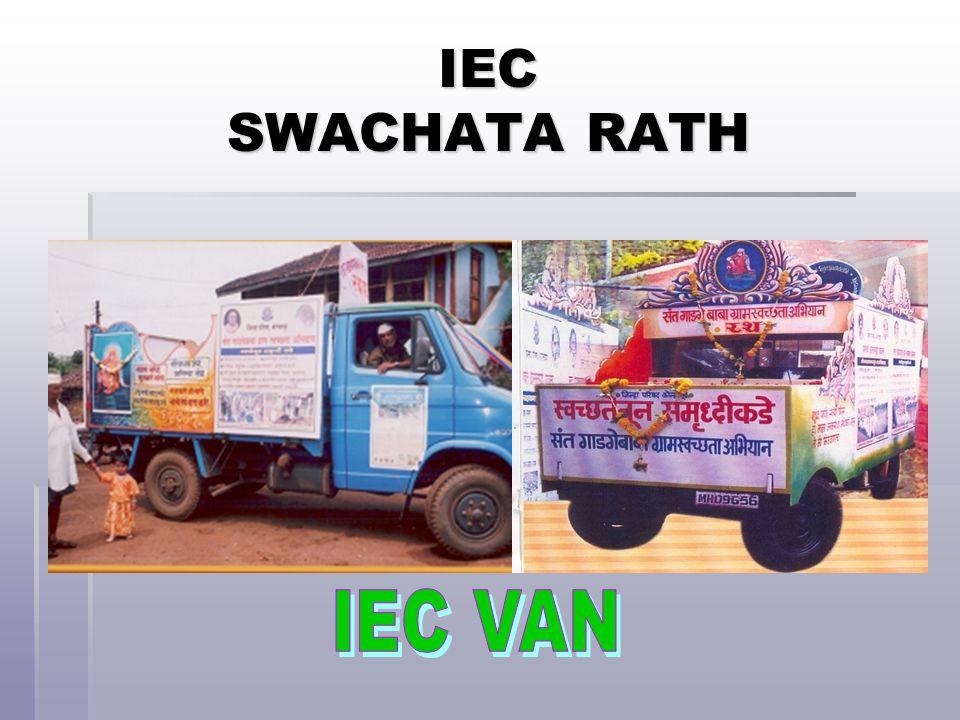 IEC SWACHATA RATH IEC VAN