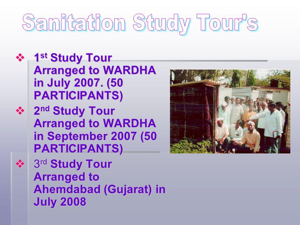 Sanitation Study Tour s