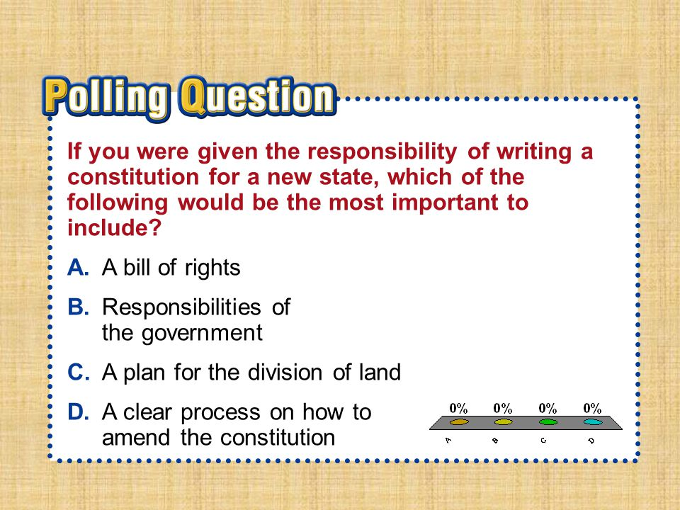 Section 4-Polling Question