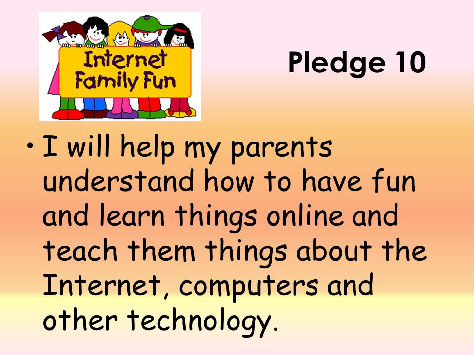 Pledge 10