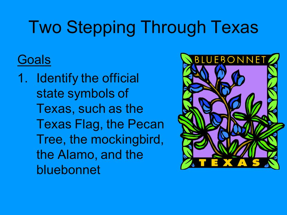 Two Stepping Through Texas