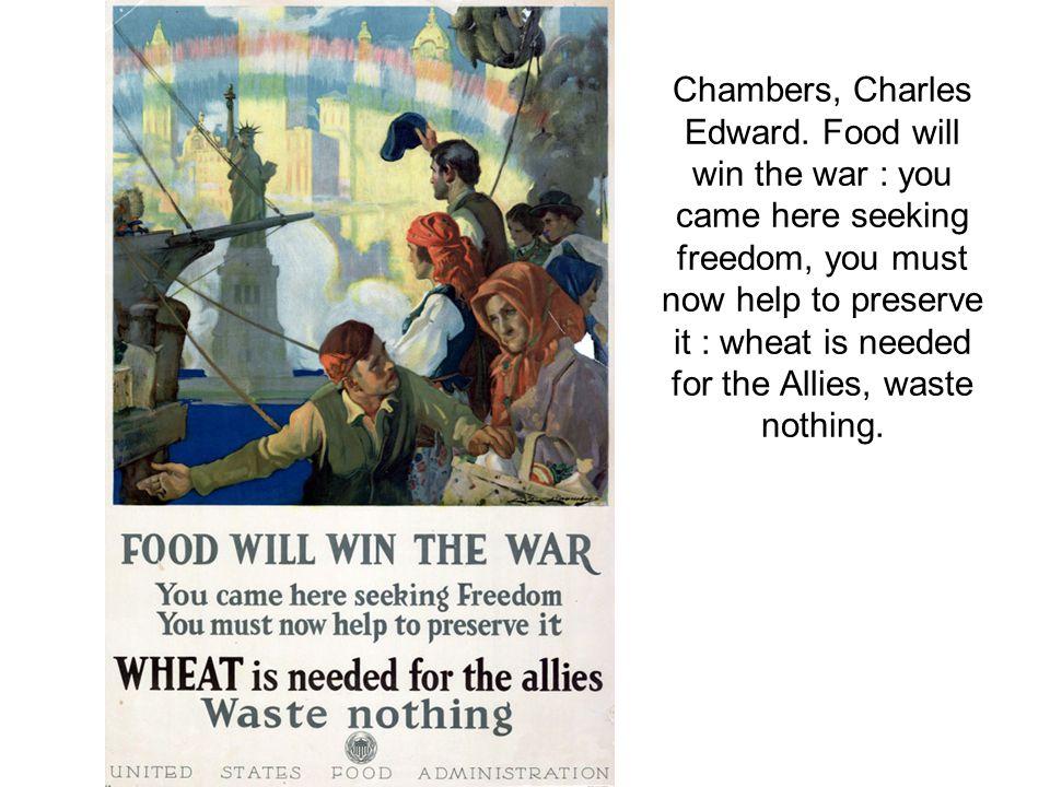 Chambers, Charles Edward