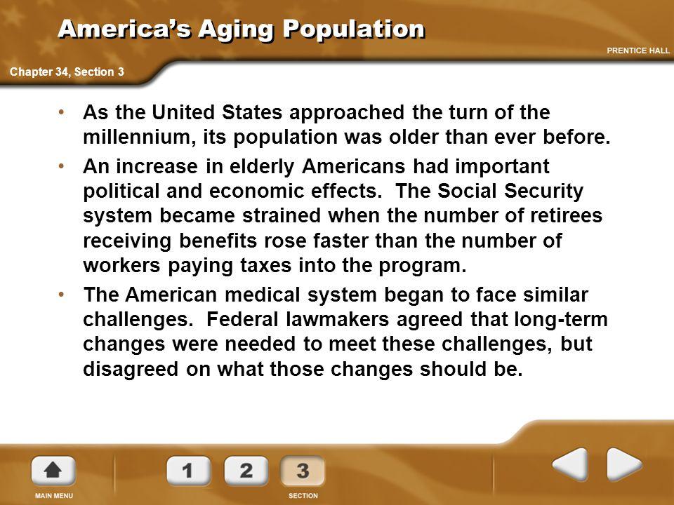 America's Aging Population