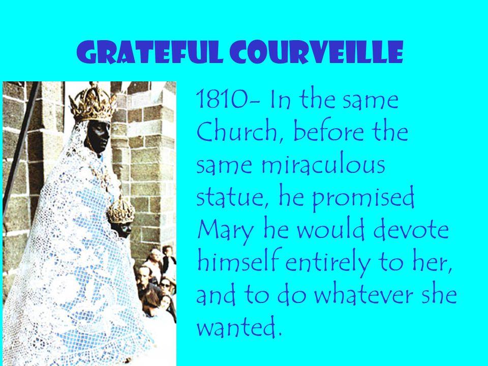 GRATEFUL COURVEILLE