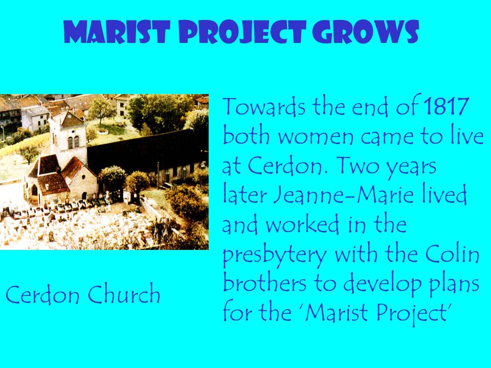MARIST PROJECT GROWS