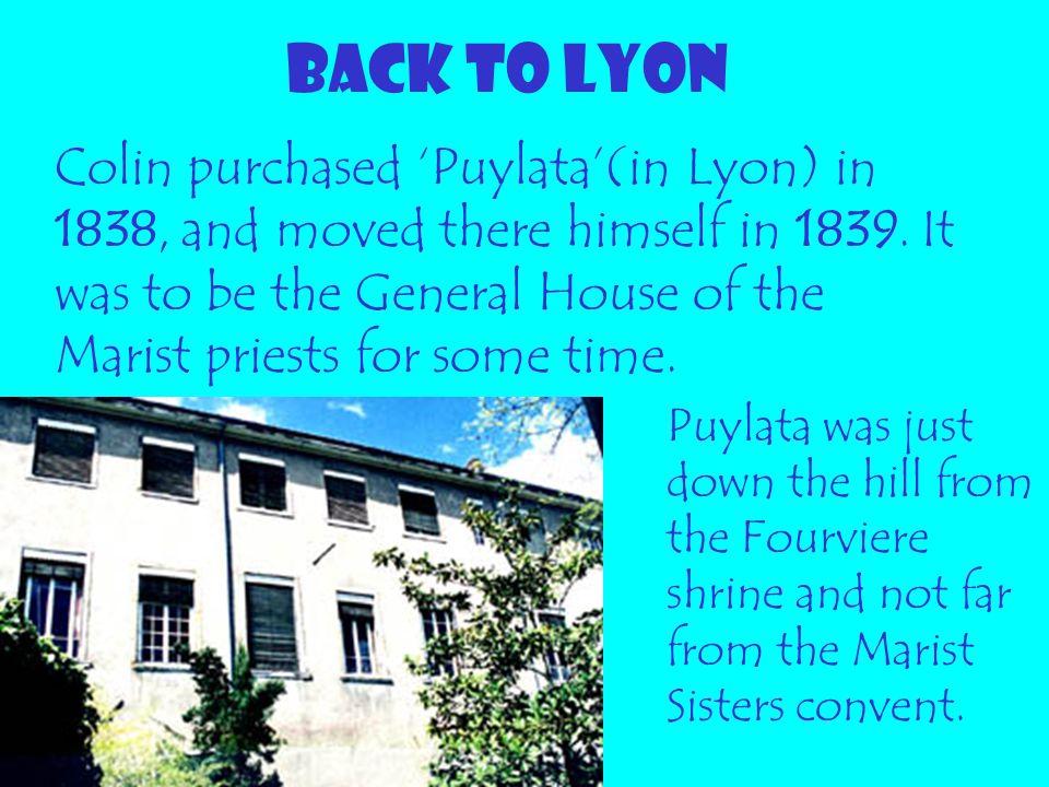 BACK TO LYON