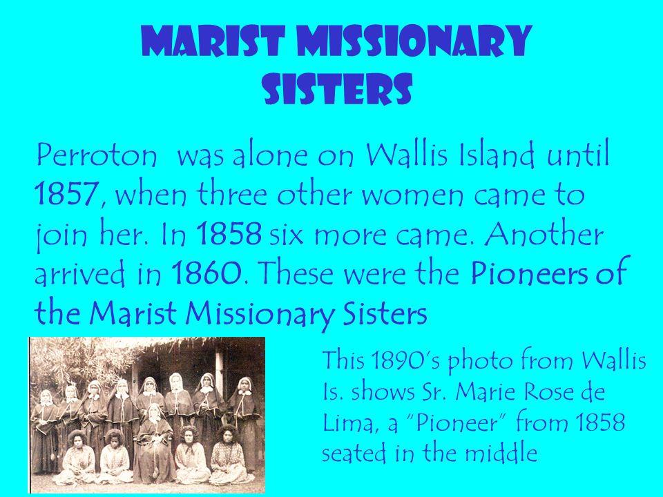 MARIST MISSIONARY SISTERS