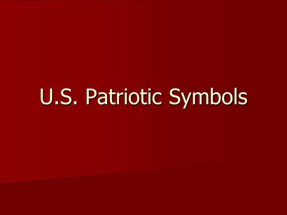 U.S. Patriotic Symbols