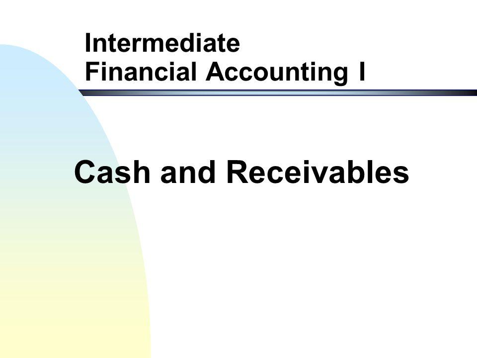 4/14/2017 Cash and Receivables