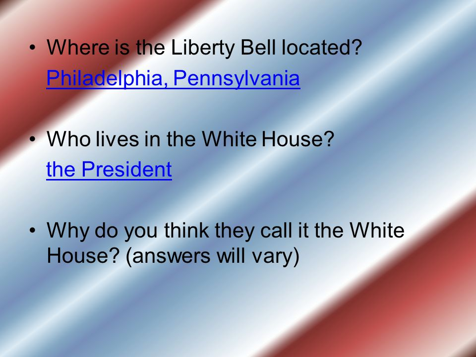 Where is the Liberty Bell located