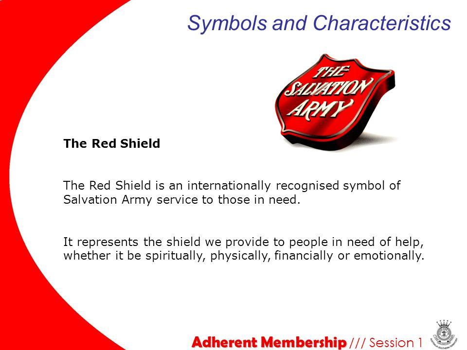 Symbols and Characteristics