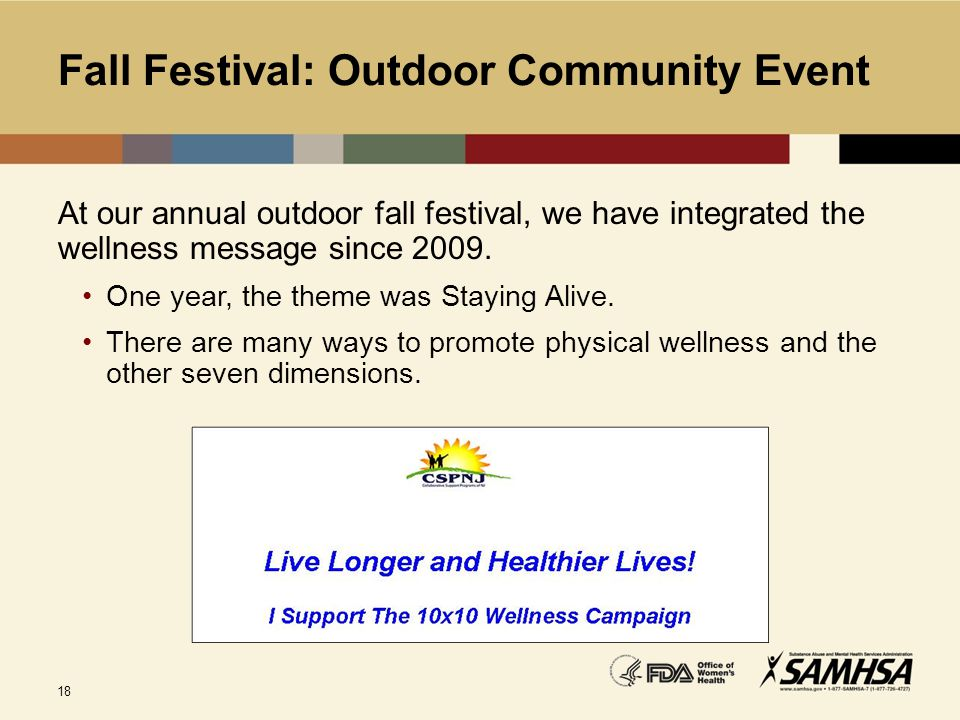 Fall Festival: Outdoor Community Event