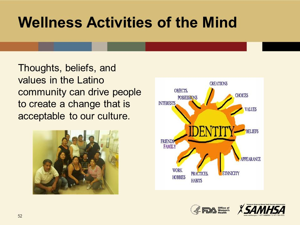Wellness Activities of the Mind