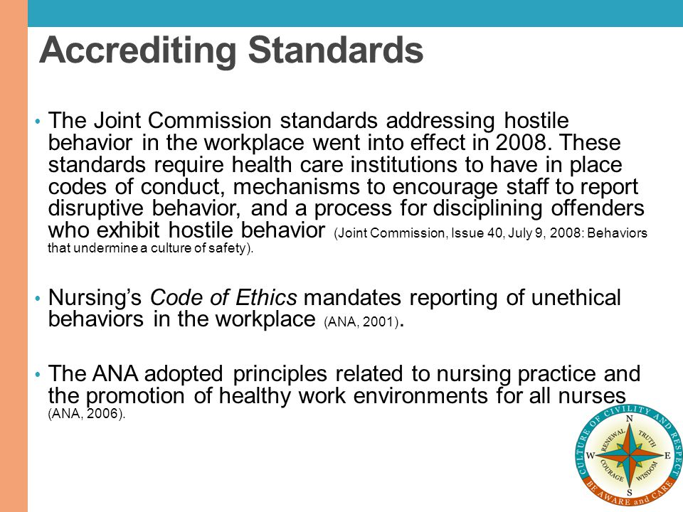 Accrediting Standards