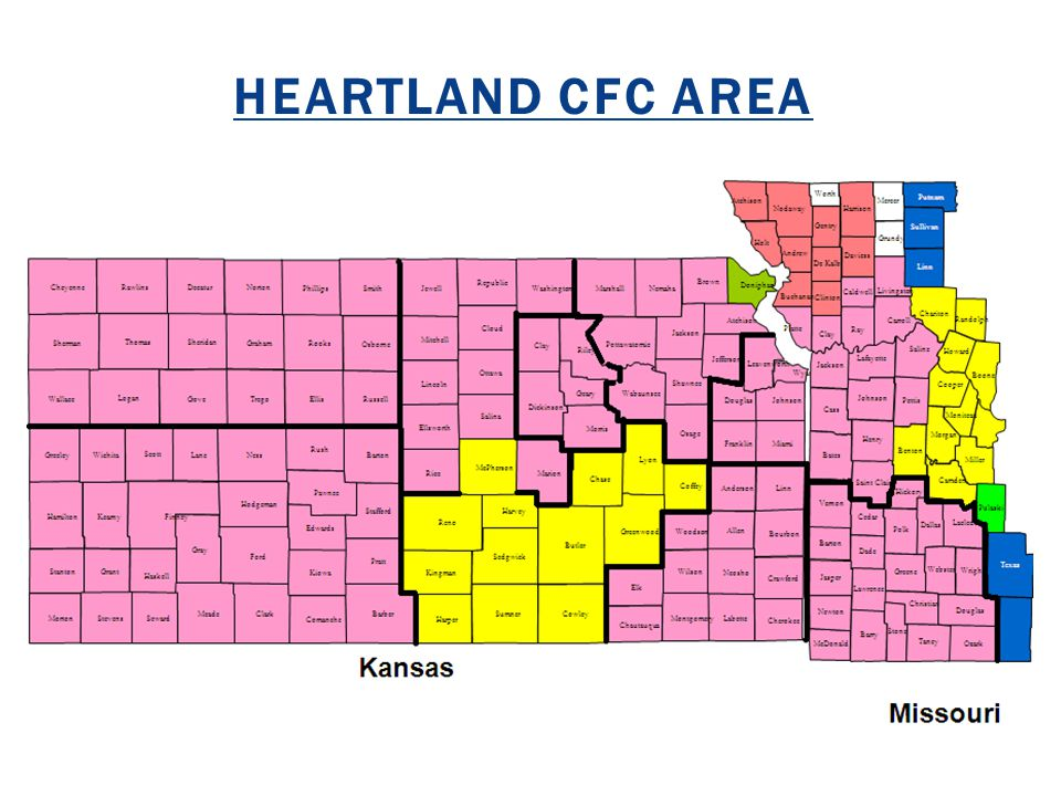 HEARTLAND CFC AREA