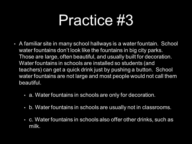 Practice #3