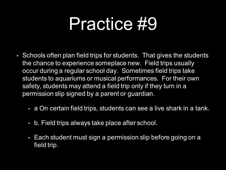 Practice #9