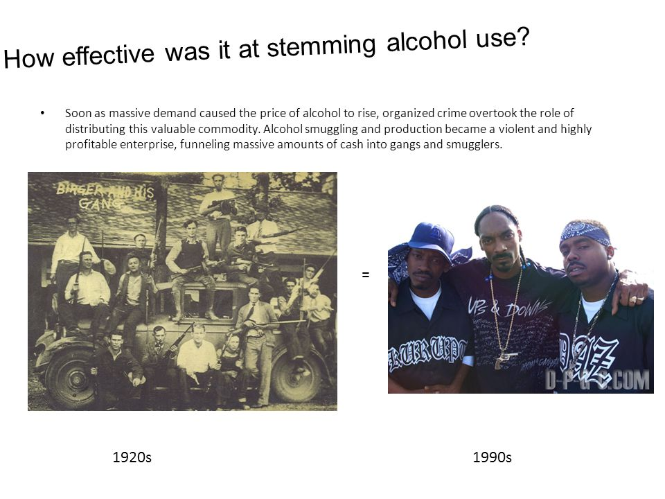 How effective was it at stemming alcohol use