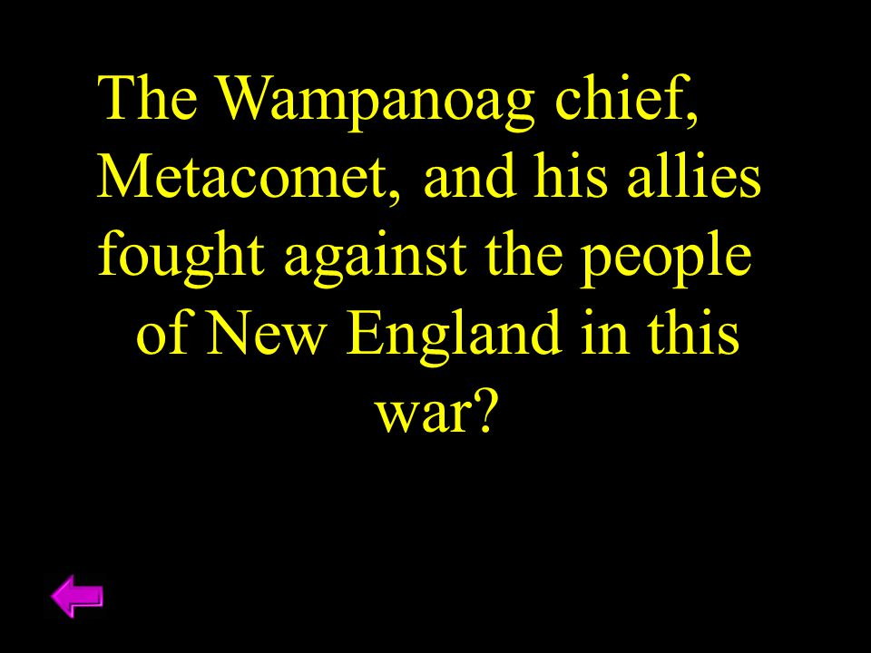 of New England in this war
