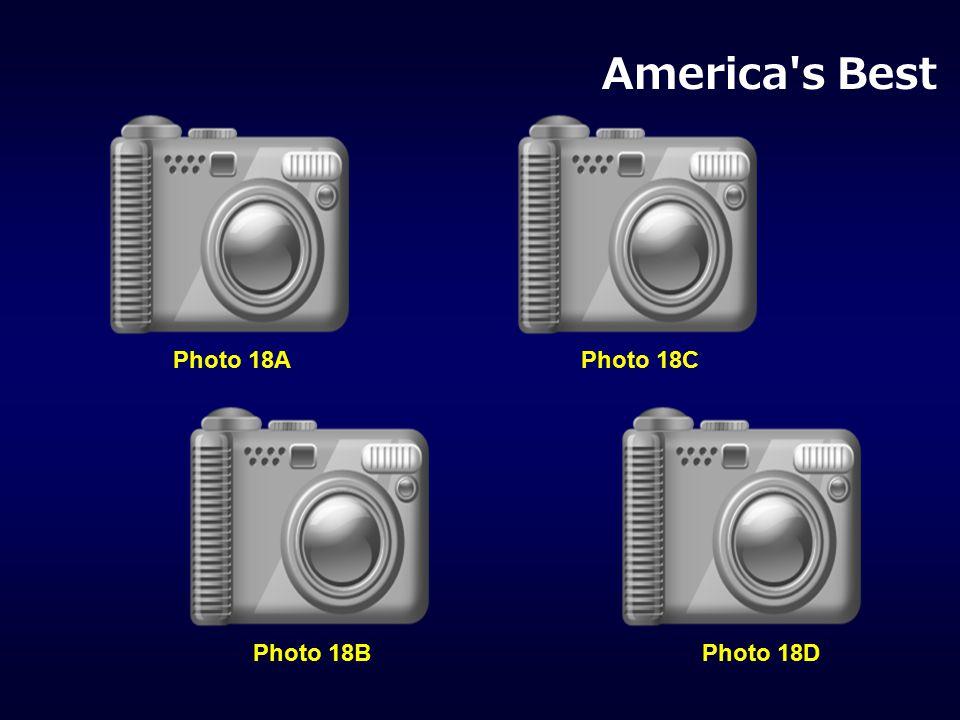 America s Best Photo 18A Photo 18C Photo 18B Photo 18D