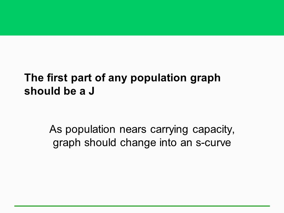 The first part of any population graph should be a J